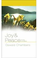 Joy & Peace – A Holy Condition